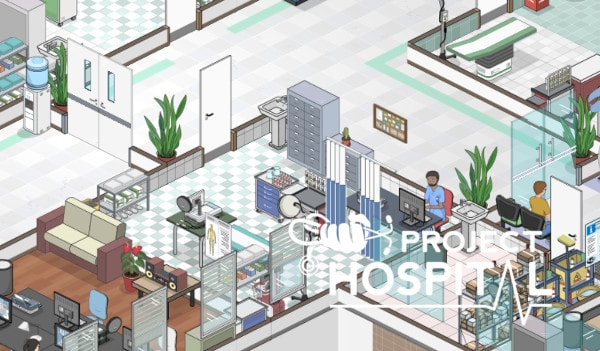 Project Hospital Steam Key GLOBAL - gameplay - 2