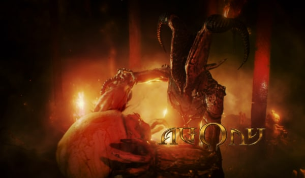 Agony Steam Key EUROPE - gameplay - 2