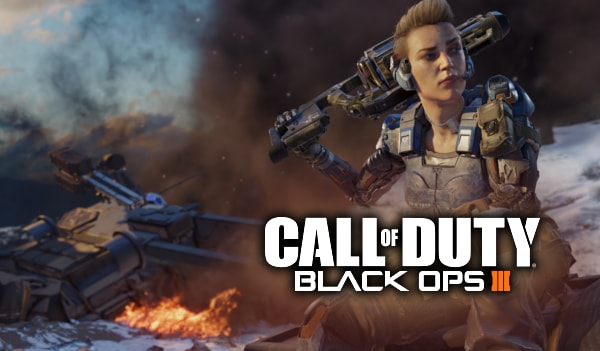 Call of Duty: Black Ops III + NUK3TOWN Steam Key LATAM