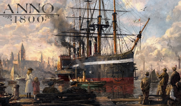 Anno 1800 Deluxe Edition Uplay Key RU/CIS