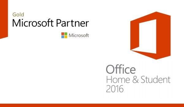 Microsoft Office Home & Student 2016 Microsoft Key MAC EUROPE