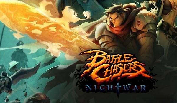 Battle Chasers: Nightwar Steam Key PC GLOBAL - rozgrywka - 1