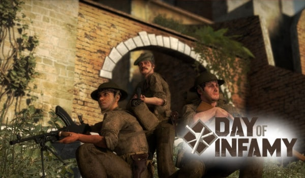 Day of Infamy Steam Key GLOBAL - gameplay - 2
