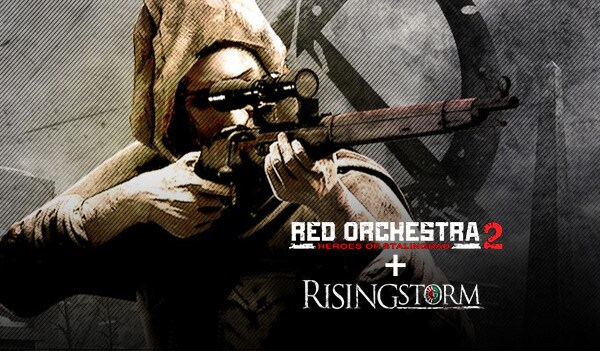 Red Orchestra 2: Heroes of Stalingrad + Rising Storm Steam Key GLOBAL - rozgrywka - 2
