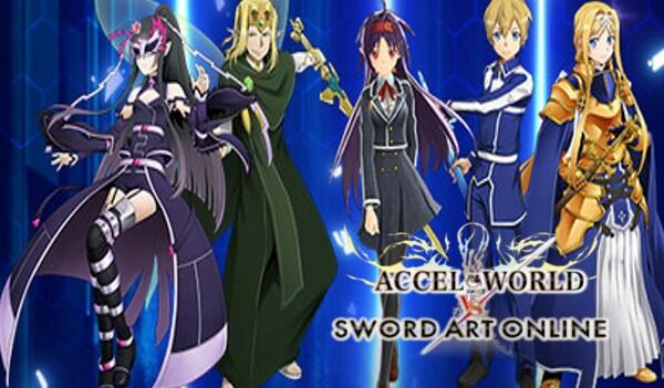 Accel World VS. Sword Art Online Deluxe Edition Steam Key GLOBAL - G2A.COM