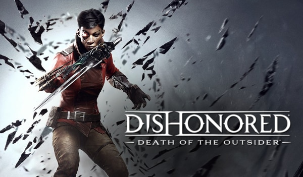 Dishonored Death Of The Outsider Steam Key GLOBAL