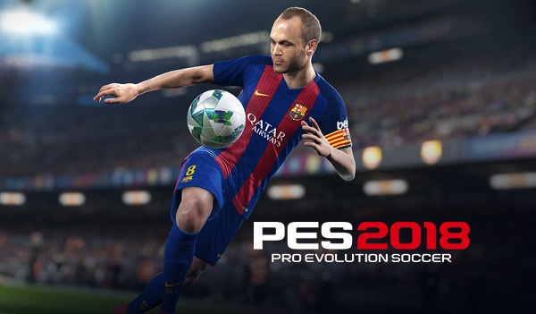 Pro Evolution Soccer 2018 Steam Key GLOBAL - box