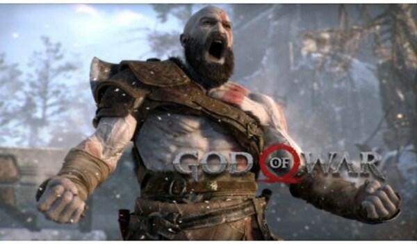 God of War Digital Deluxe Edition PSN Key UNITED KINGDOM - gameplay - 2