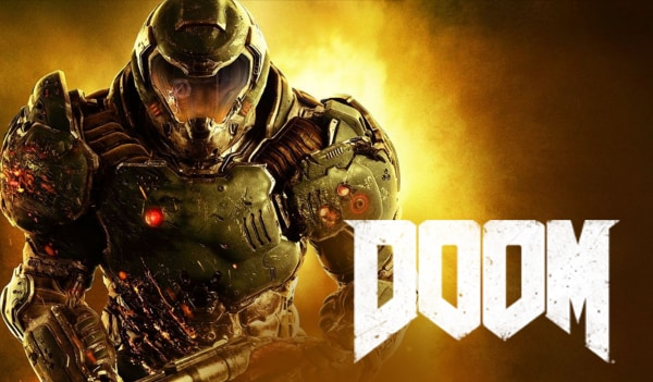 DOOM Steam Key GLOBAL - játék - 1