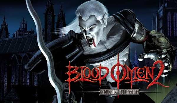 blood omen 2 pc controller support