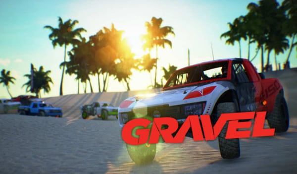 Gravel Steam Key EUROPE