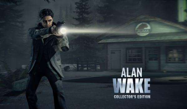 Alan Wake Collector's Edition Steam Key GLOBAL - rozgrywka - 2