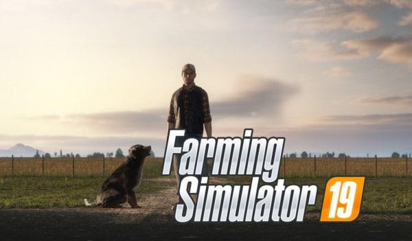 Farming Simulator 19 Giants Key GLOBAL