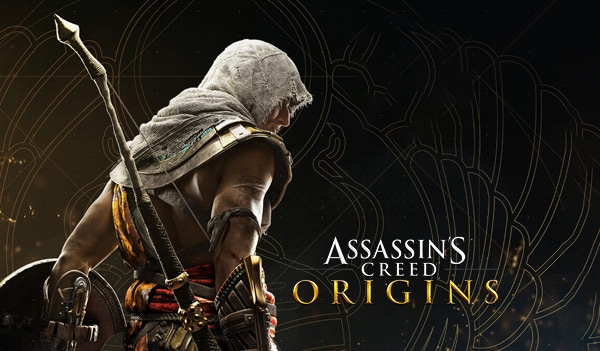 Assassin's Creed Origins Uplay Key ROW