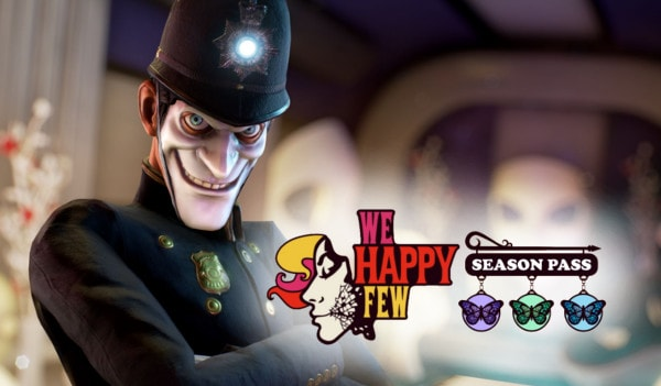 We Happy Few - Season Pass Steam Key GLOBAL