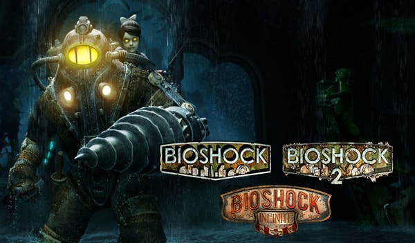 BioShock: The Collection Steam Key GLOBAL - gameplay - 2