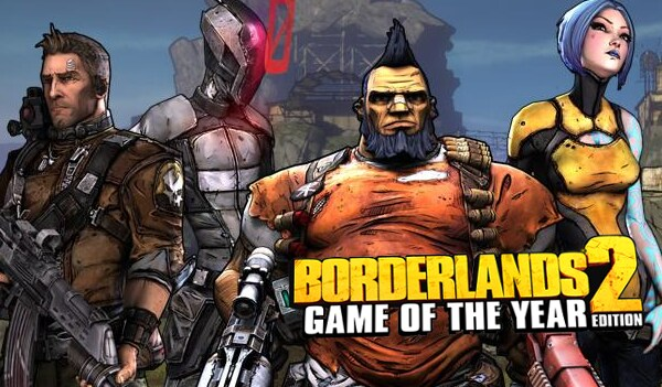 Borderlands 2 GOTY Steam Key GLOBAL - gameplay - 3