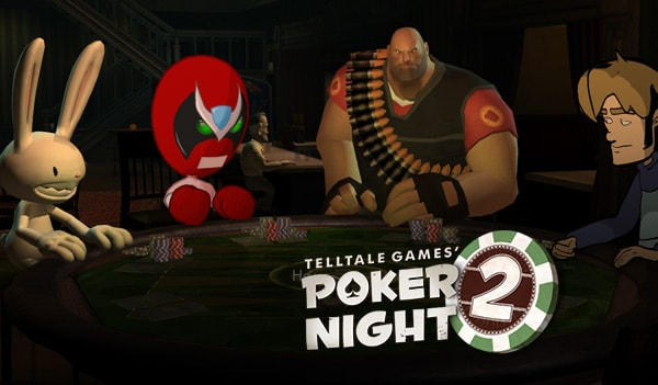 Poker Night 2 Steam Key GLOBAL