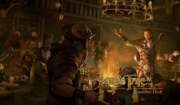 The Bard's Tale IV: Barrows Deep Platinium Edition Steam Key GLOBAL