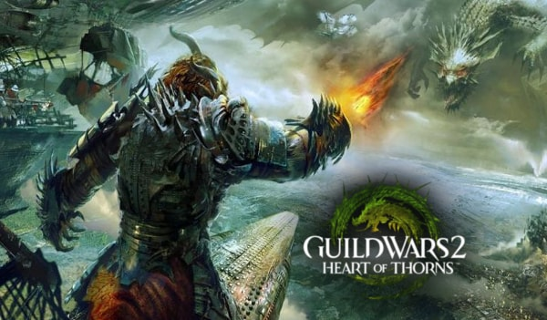Guild Wars 2 Heart of Thorns NCSoft Key GLOBAL - gameplay - 2
