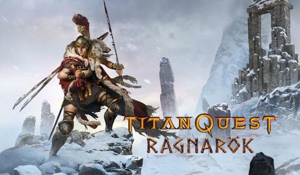 Titan Quest: Ragnarök Steam Key GLOBAL - zrzut ekranu - 2