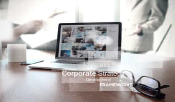Introduction to Corporate IT Strategy and Business Frameworks Alison Course GLOBAL - Digital Certificate