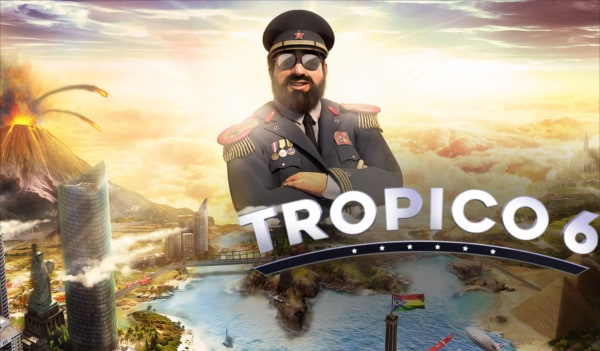Tropico 6 Steam Key EUROPE