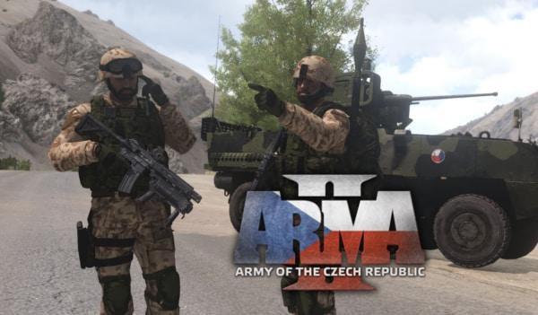 Arma 2: Army of the Czech Republic Steam Key GLOBAL - screenshot - 2