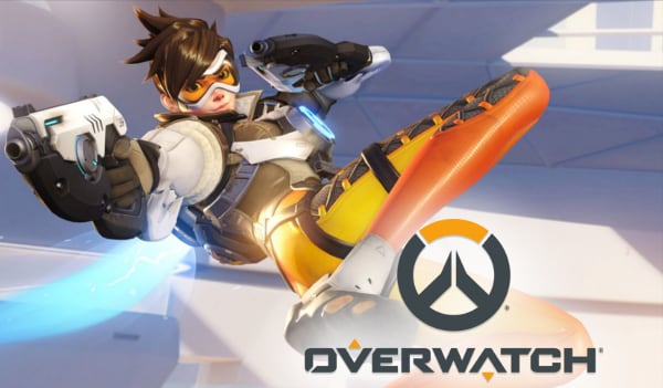 Overwatch Blizzard Key GLOBAL - gameplay - 2