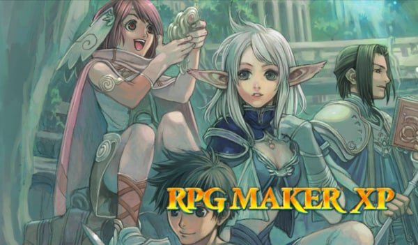 RPG Maker XP Steam Key GLOBAL - screenshot - 2