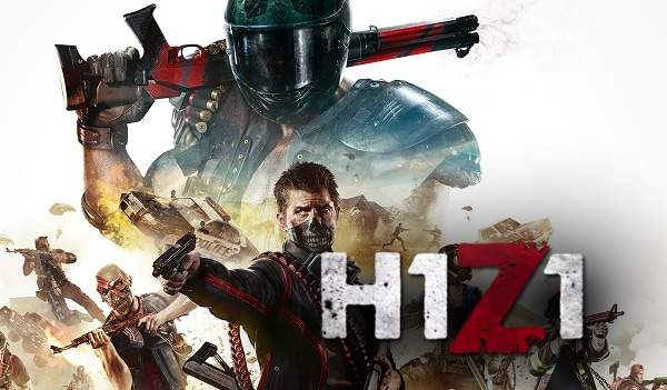 H1Z1: Gold LIMITED EDITION Battle Royale Pack Steam Key GLOBAL - screenshot - 1