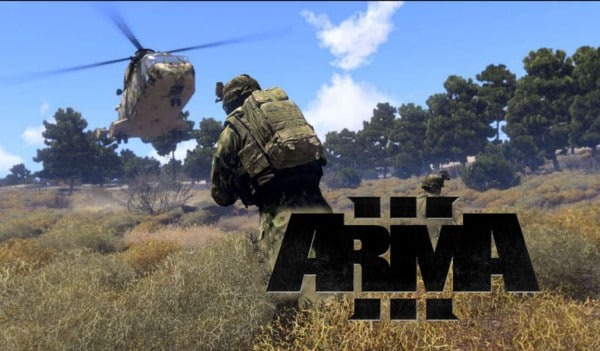 Arma 3: Limited Steam Key EUROPE - gameplay - 2