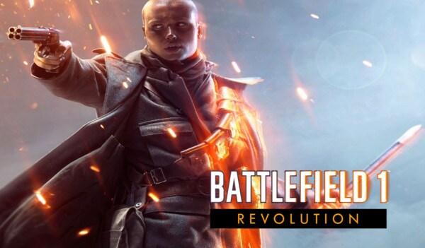 Battlefield 1 Revolution Origin Key PL/RU - gameplay - 2