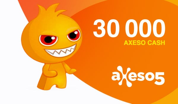 Axesocash - 30,000 GLOBAL
