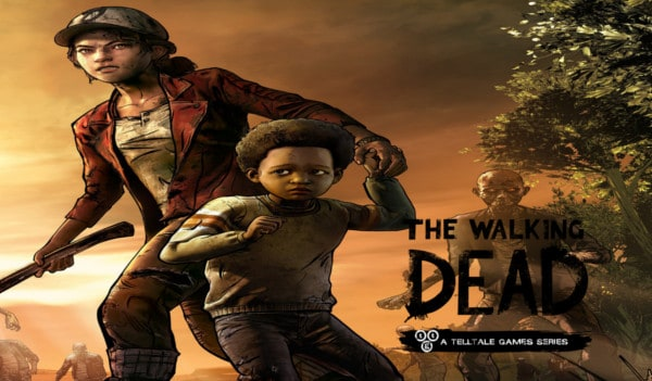 The Walking Dead: The Final Season Steam Key GLOBAL - gameplay - 2