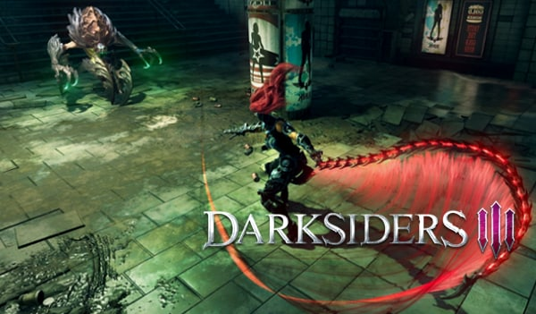 Darksiders III Steam Key EUROPE