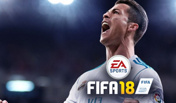 FIFA 18 Origin Key RU