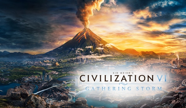 Sid Meier's Civilization VI: Gathering Storm Steam Gift GLOBAL