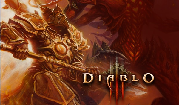 Diablo 3 Blizzard Key PC EUROPE - gameplay - 2
