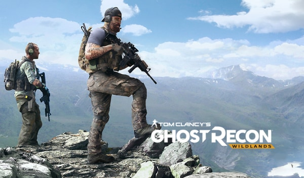 Tom Clancy's Ghost Recon Wildlands (ENGLISH ONLY) Uplay Key ASIA
