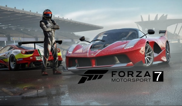 forza motorsport 7 vip membership key xbox live xbox one. Black Bedroom Furniture Sets. Home Design Ideas