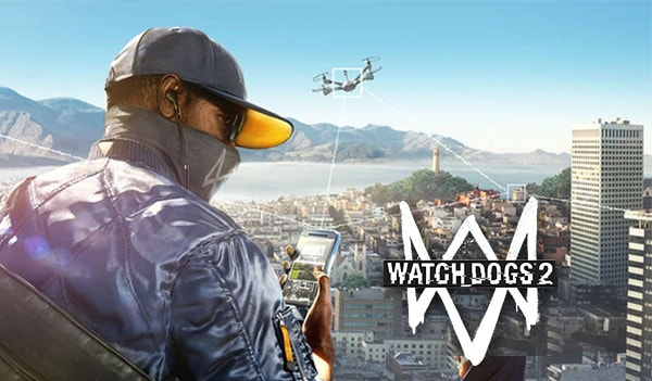 Watch Dogs 2 Uplay Key GLOBAL - gameplay - 2