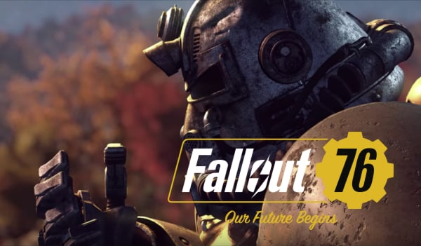 Fallout 76 Bethesda Key EUROPE - Gameplay - 2
