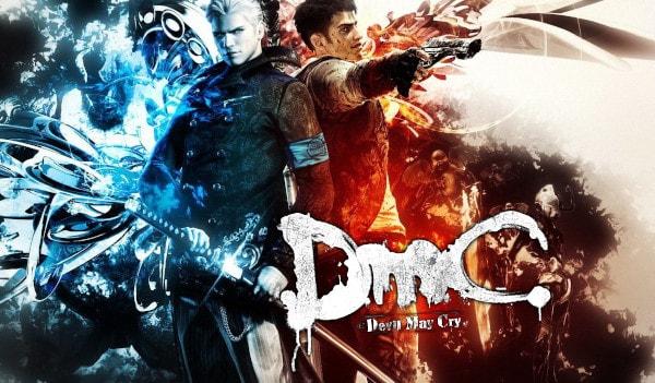 DmC: Devil May Cry Steam Key GLOBAL