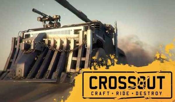 Crossout - Corrida Pack Steam Key GLOBAL - G2A COM