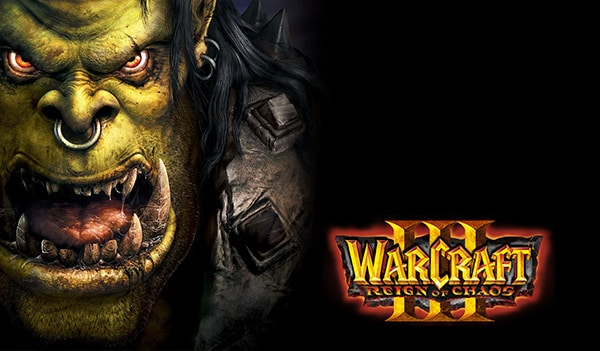 Warcraft 3 Reign of Chaos Blizzard Key GLOBAL