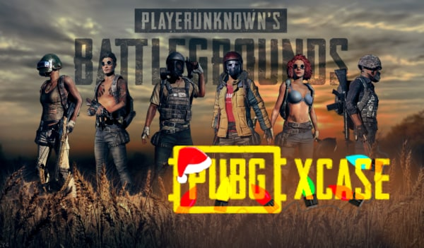 PLAYERUNKNOWN'S BATTLEGROUNDS (PUBG) Random Skin or Red Hi-top Trainers By PubgXcase.com Steam Key GLOBAL