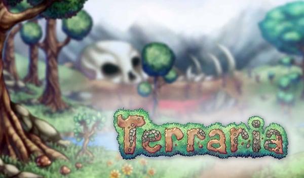 Terraria Steam Key GLOBAL - jugabilidad- 2