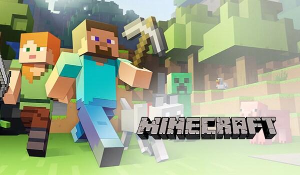 Minecraft PSN Key PS3 EUROPE - gameplay - 2