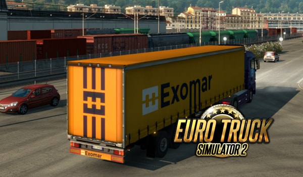 Euro Truck Simulator 2 Steam Key GLOBAL - gameplay - 2